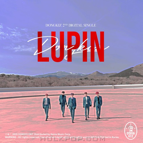 DONGKIZ – LUPIN – Single