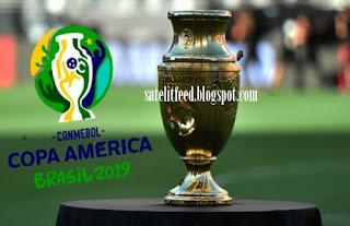 Jadwal Terlangkap Copa America