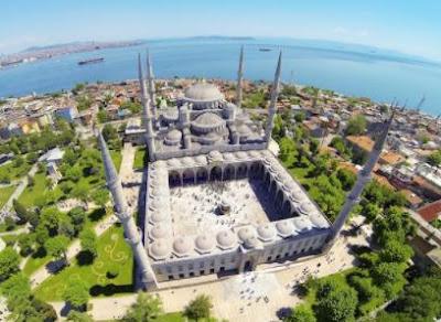 blue mosque istambul