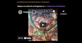 La bibliotecaria de Miskatonic / Dragonero