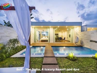 Bali - The Daha, A luxury Resort and Spa