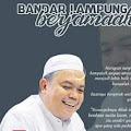 Rektor Universitas Darmajaya Gulirkan Bandar Lampung Berjamaah