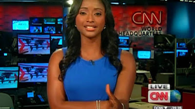 After 13yrs, Popular TV Presenter, Isha Sesay Resigns From CNN