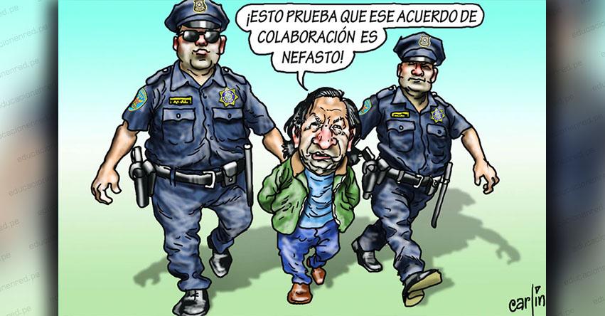 Carlincaturas Jueves 18 Julio 2019 - La República