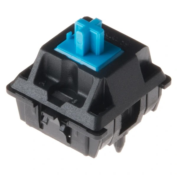What Are Cherry MX Blue Switches