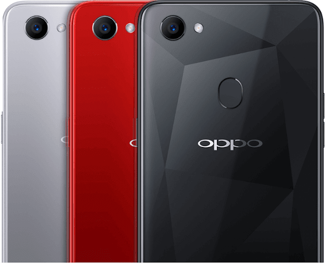 OPPO F7 Price is Lowered