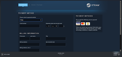 Cara Mengisi Steam Wallet! - hostze.net