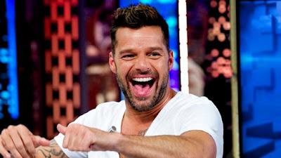 Canciones de amor de Ricky Martin