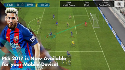 game pes 2017 android download