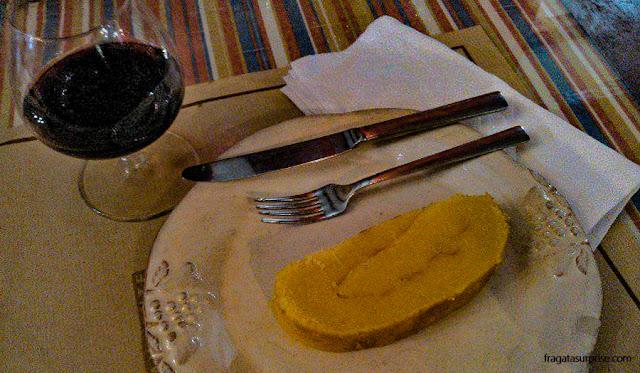 pudim de laranja, doce português