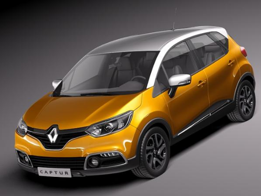 2018 renault captur redesign and powertrain upgrade blog suv. Black Bedroom Furniture Sets. Home Design Ideas