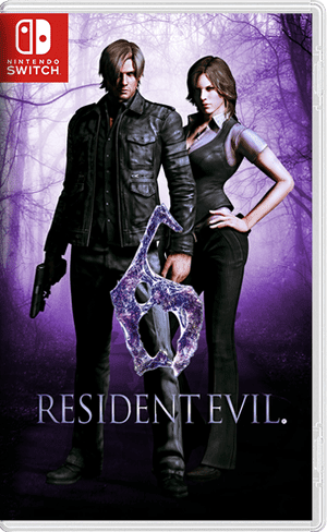Resident Evil 6 NSP Switch