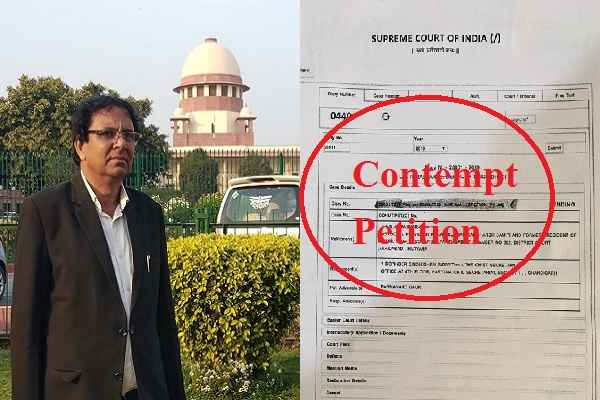 advocate-ln-parashar-file-contempt-case-in-supreme-court-aravali-case