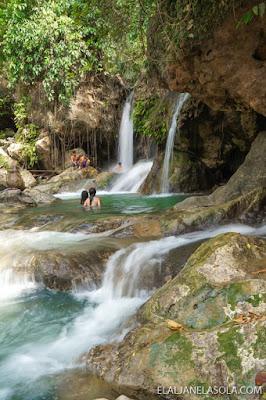 Cebu | Tinubdan Waterfalls and Catmon's Old Church