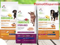 Logo TRND : diventa tester Natural Trainer cibo per cani e gatti