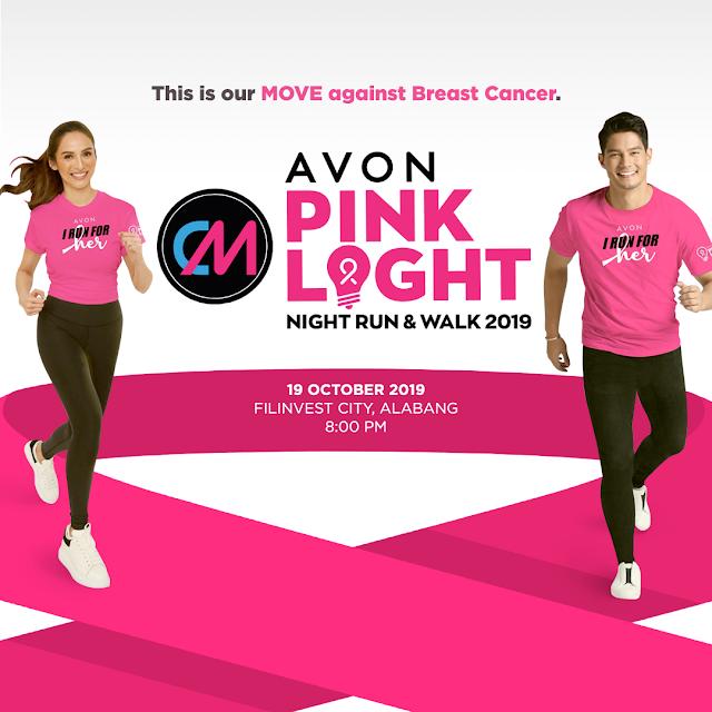Avon Pink Light Night Run and Walk
