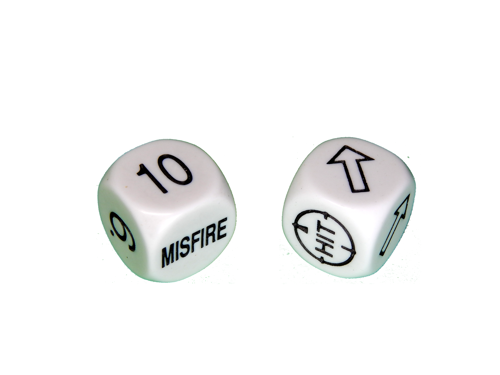how to use scatter dice