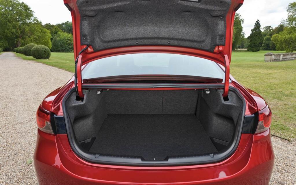 Motor's Running: Inner Mustang