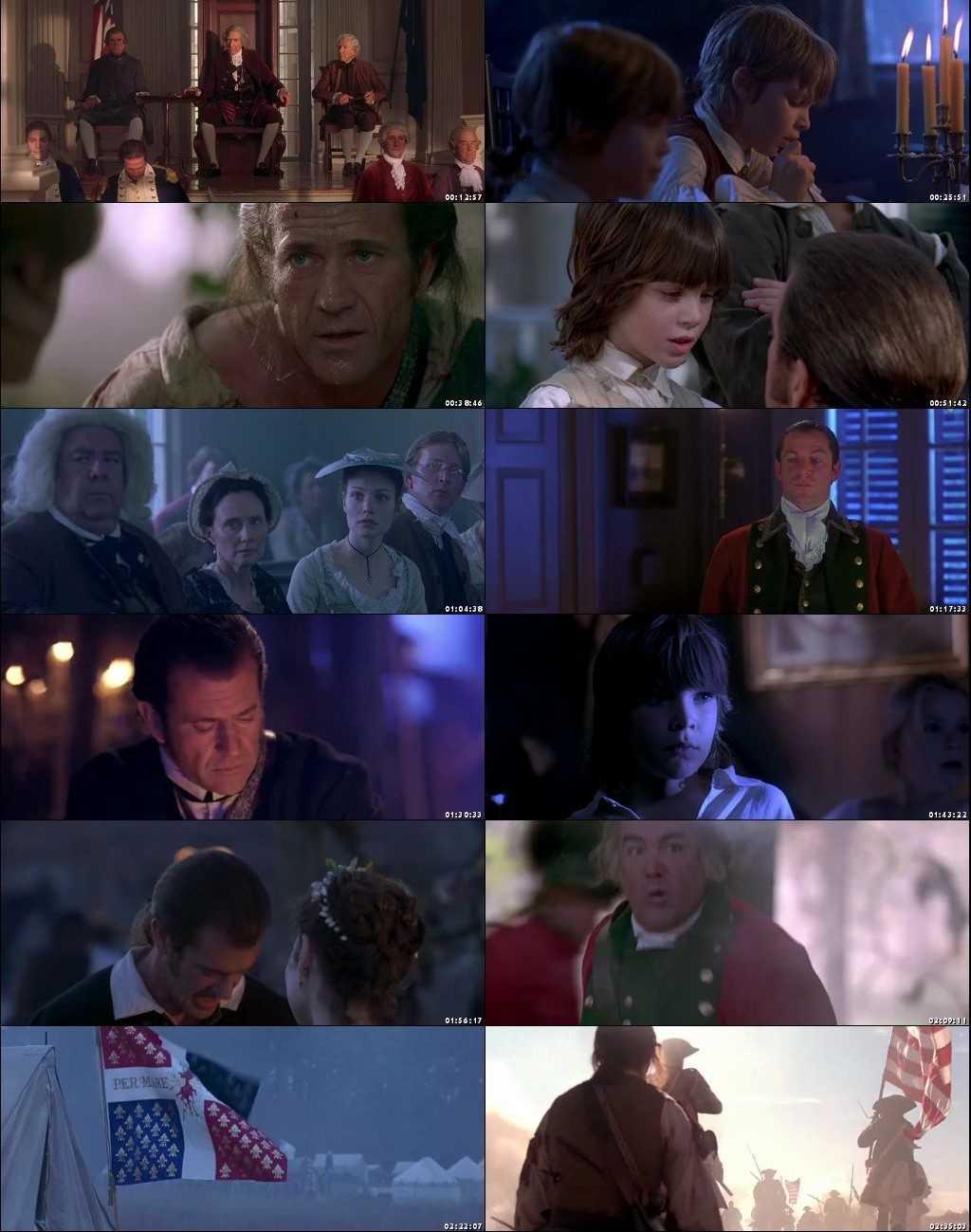 The Patriot (2000) Screenshots Worldfree4u
