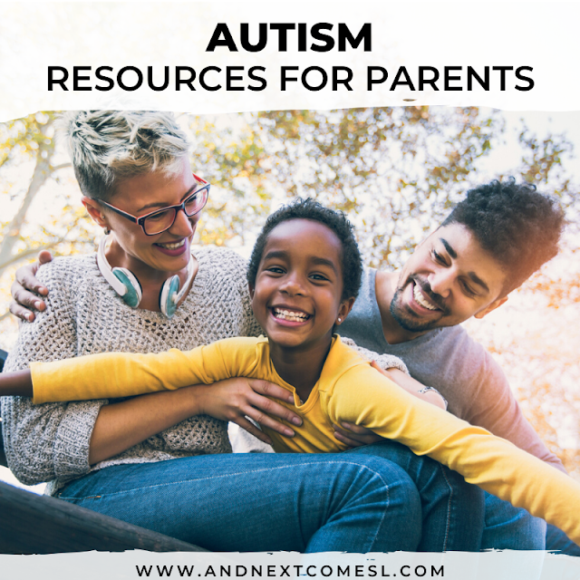 How to parent an autistic child - autism resources and autism parenting tips