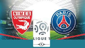 مشاهدة مباراة باريس سان جيرمان ونيم أولمبيك