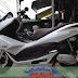 Sơn xe Honda PCX 2012 màu trắng zin