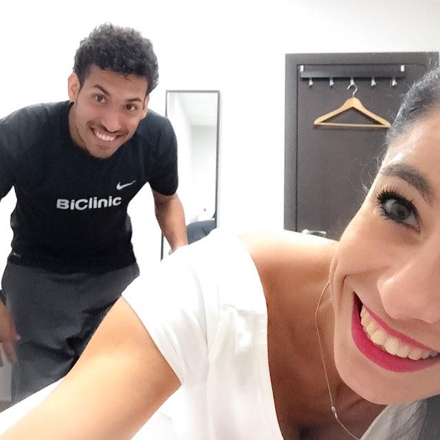 Mi Diario Runner, Vanessa Martinez, Entrenamiento para Maraton Valencia, BiClinic