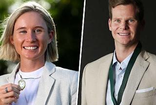 2021, Cricket Australian, Awards, full, winners, players, list.