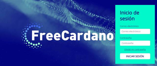 freecardano.com