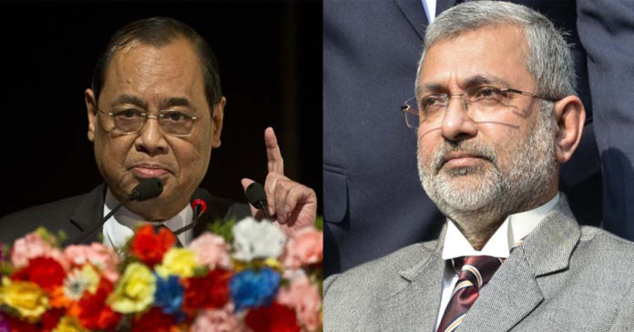 Shattered public confidence in the judiciary; Justice Kurien Joseph on the nomination of Justice Gogoi for the Rajya Sabha,www.thekeralatimes.com