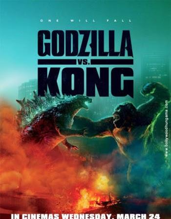 Godzilla vs Kong (2021) Full Movie Download in Dual Audio Hindi+English