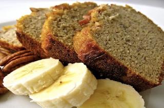 Organic Banana Nut Bread