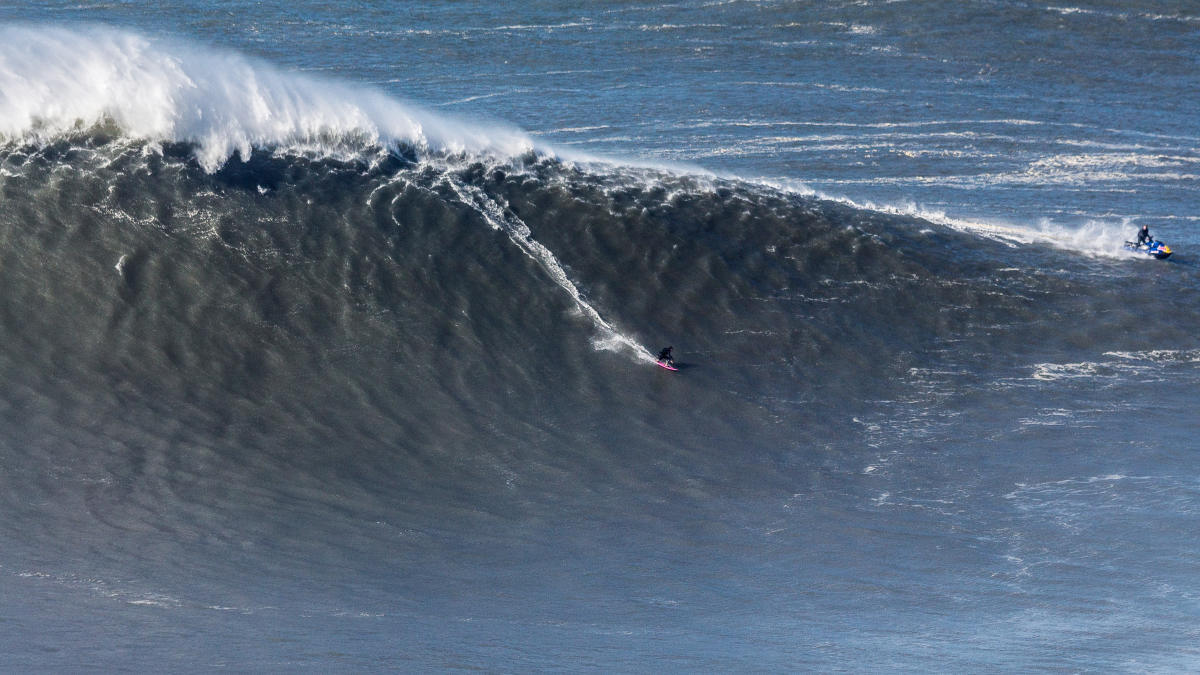 maya olas grandes