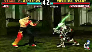 Tekken 3 gameplay