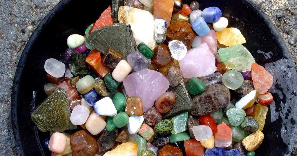 Top Spots For Gem Hunting In The US I