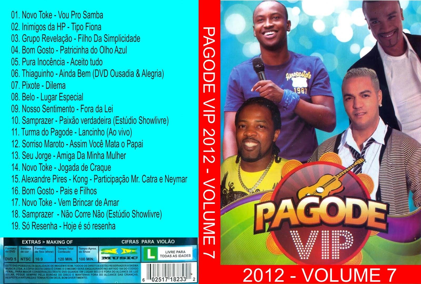 ZECA PAGODINHO BAIXAR DVD 2012 GRATIS