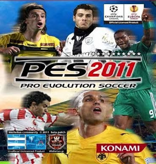 PES 2011 WeHellas Patch Final Summer Patch