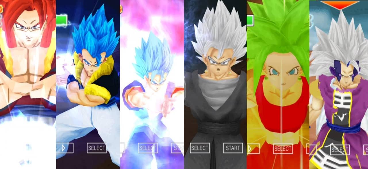 All Fusions in Dragon Ball Super