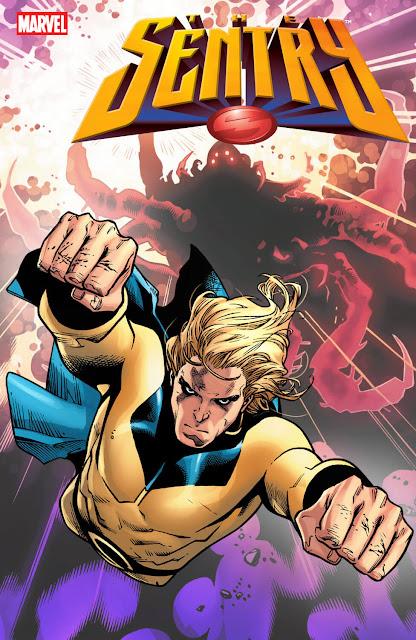 sentry marvel comics