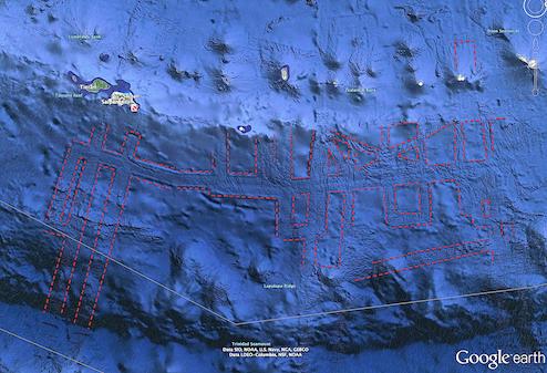ovni Guam ufo