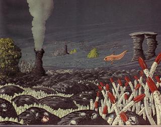 Karakteristik Lingkungan Laut : Lingkungan Bentik, Lingkungan Pelagik, Lingkungan Hidrotermal laut Dalam dan Estuari