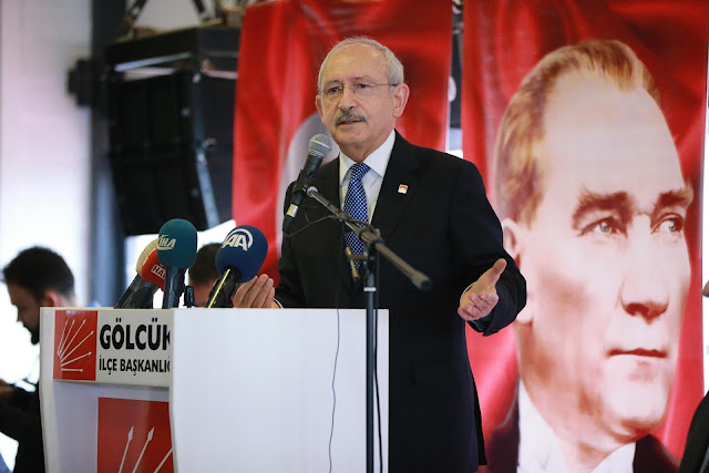 """Ο Κιλιντσάρογλου χαρακτηρίζει τον Ερντογάν ως """"εργαλείο της Δύσης"""" στη Συρία"""