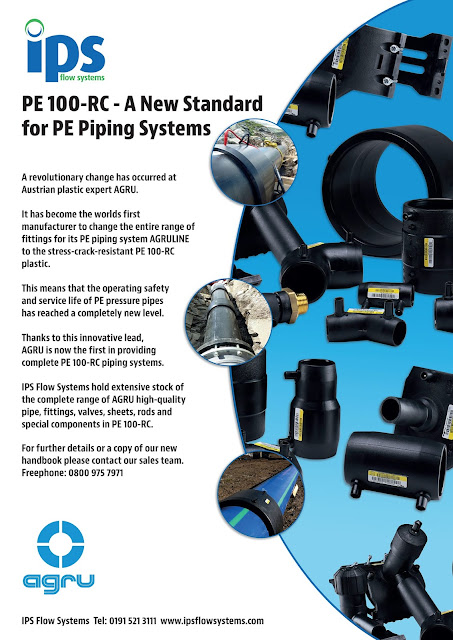AGRU - PE100-RC Setting the Standard