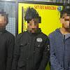 Sedang Asyik Nyabu, Tiga Pemuda Ditangkap Polisi