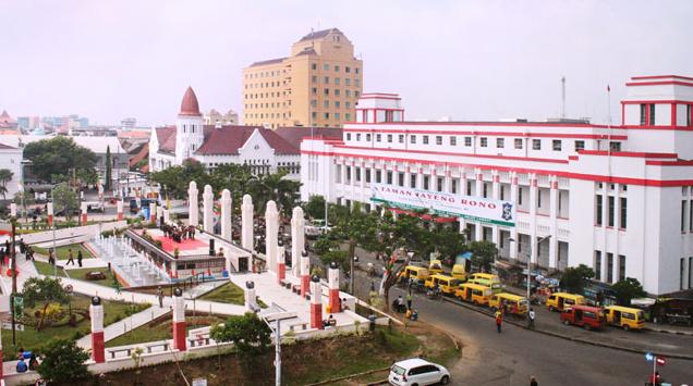Historic Tourist Places in Surabaya