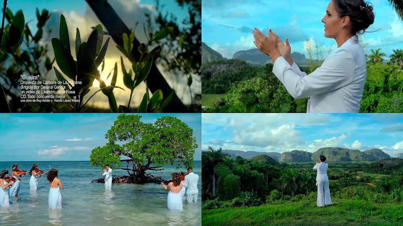 Orquesta de Cámara de La Habana - ¨Guajira¨ - Videoclip - Director: Leandro de la Rosa. Portal Del Vídeo Clip Cubano
