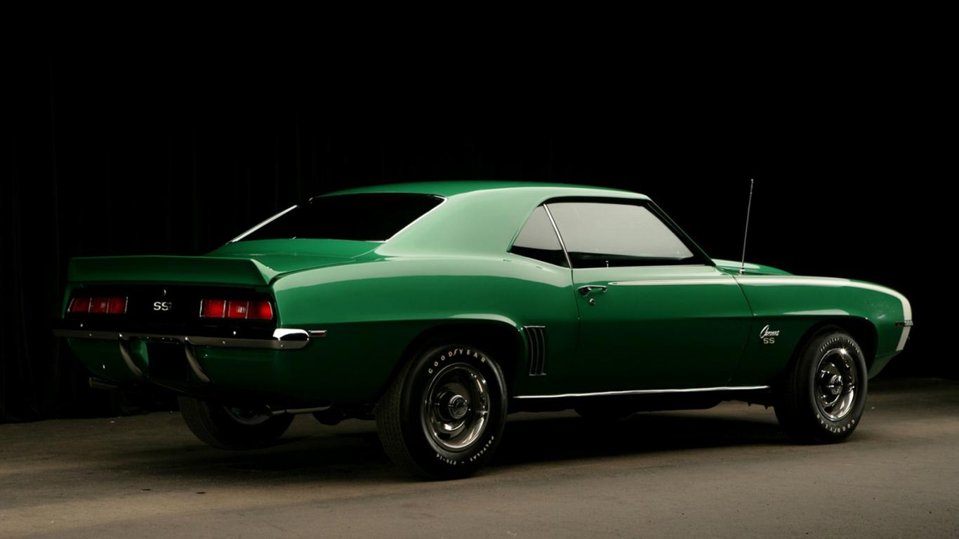 All 'bout Cars: Muscle Cars