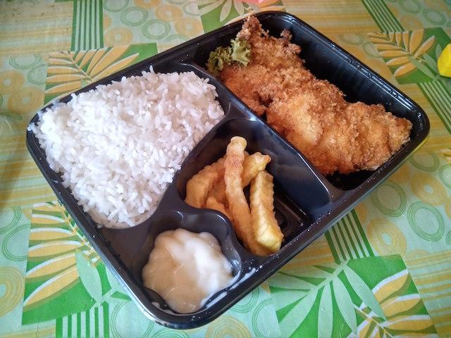 Endorse-an Pertama di Tarakan : Makan Chicken Katsu Dari Ms. Kitchin Yanikmatilah Saja