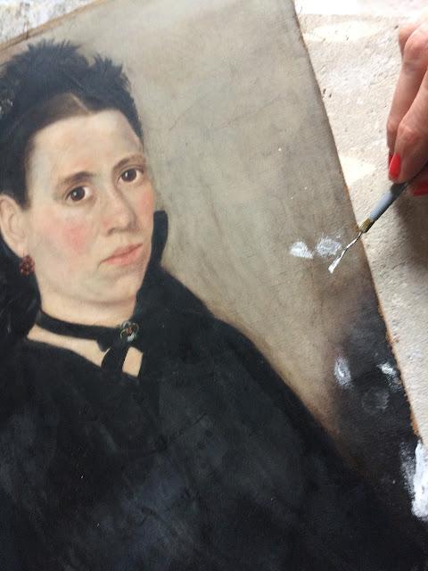 festményrestaurálás