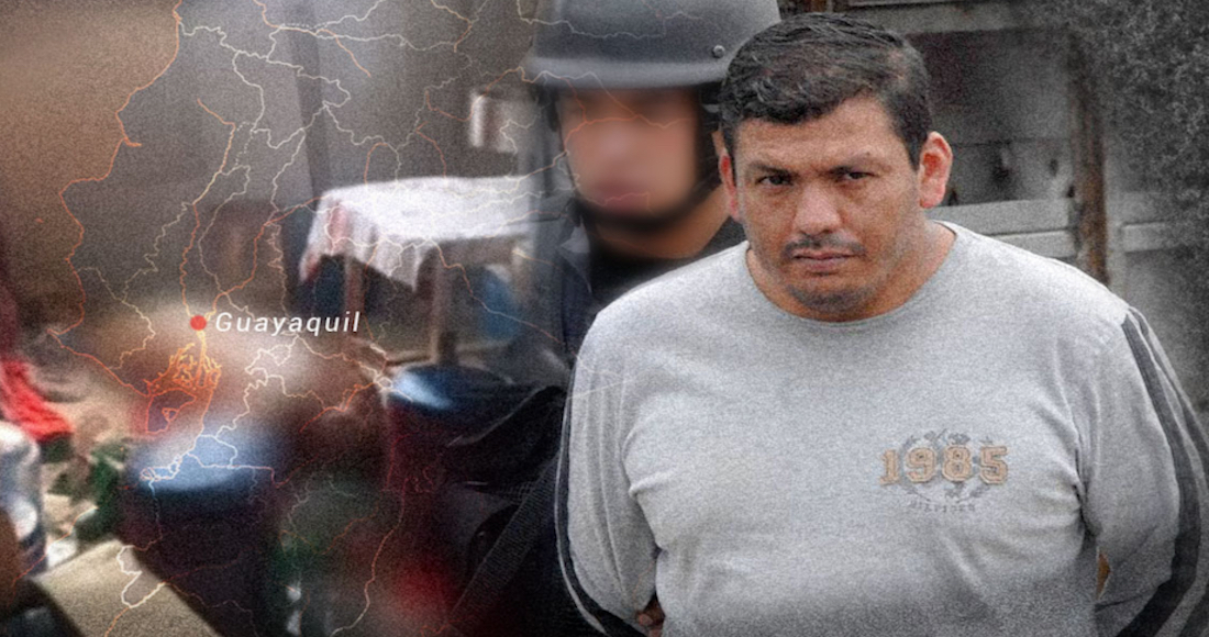 """Telmo Castro """"El Capi"""", el ex militar que permitió al Cártel de Sinaloa desembarcar su fábrica de crimen en Ecuador"""